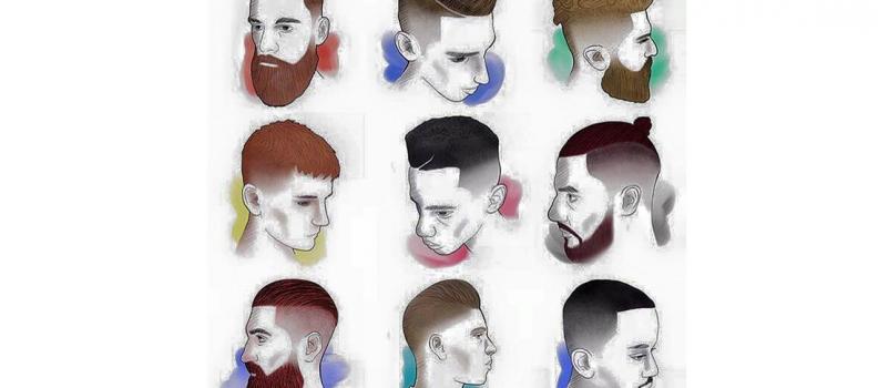 Haarmode-trends voor mannen