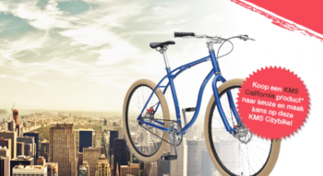 Win een KMS City Bike